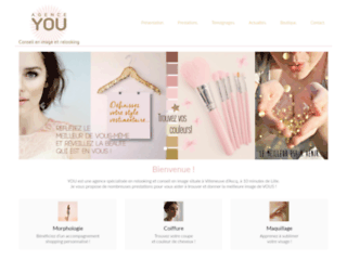 Agence YOU - Conseil en image et relooking Lille