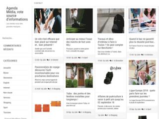 Détails : Agenda-media