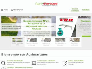 Détails : remorque agricole