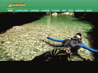 Canyoning en Sierra de Guara en Espagne