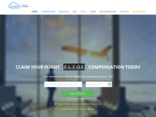 Make Quick Claim for Flight Delay with Airclaim