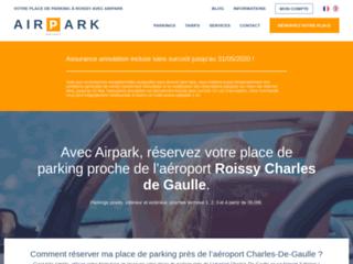Parking Charles de Gaulle