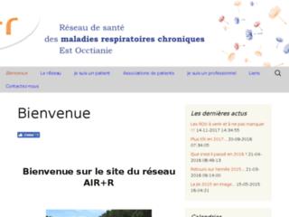 Réseau régional post-réhabilitation respiratoire sur http://www.airplusr.fr