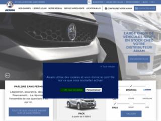 AIXAM, le leader européen des voitures sans permis
