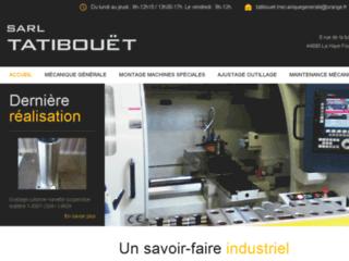 Steeven Tatibouet - Ajusteur Mouliste Mécanicien Monteur