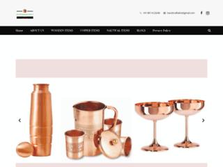 Akinhandicraft Wooden chess and wooden handicraft exporters