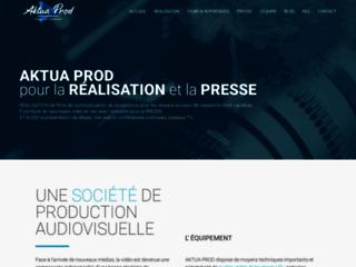 Société de production Audiovisuelle