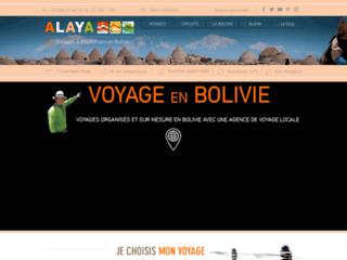 Voyage en Bolivie avec Alaya