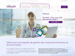 Alcuin, éditeur de logiciels de gestion de la formation et des talents