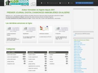 Immobilier en Algerie - annonces immobilier algerien