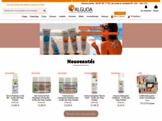 Votre beauté Bio chez Alguoa cosmétique