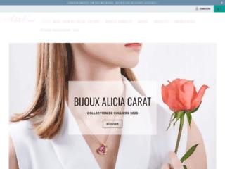 Détails : Alicia Carat Paris - Créatrice de bijoux