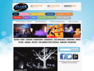 Détails : Alizée Evenement