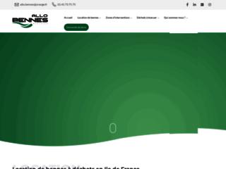 Détails : www.allo-benne.fr