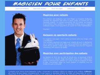 Détails : Spectacle de magie pour noël à Lyon ( Rhône)