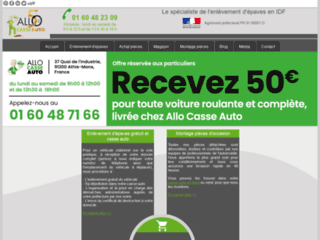 casse auto Athis-Mons