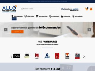 Détails : Achat de télécommandes en ligne