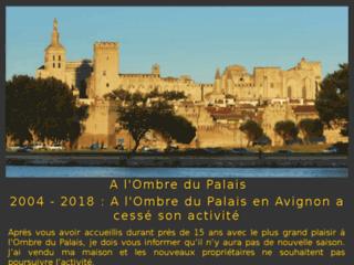 Bed and breakfast Avignon Vaucluse: A l'Ombre du Palais