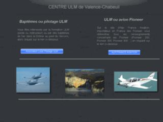 Capture du site http://www.alp-valence.com