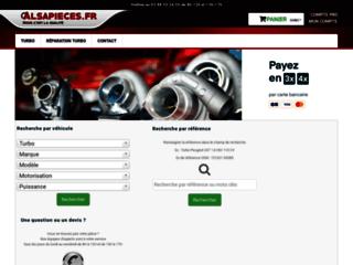 Alsapièces, la référence du turbo d'origine en échange standard