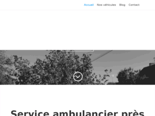 Ambulance Arras - Transport Ambulance Guerlet