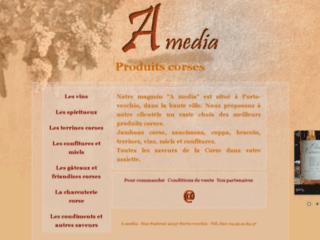 Amedia - Produits corses