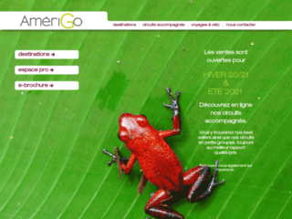 Détails : AmériGo, un organisateur de voyages pas cher