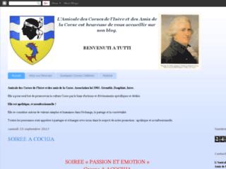 Amicale des Corses de l'Isère et des Amis de la Corse