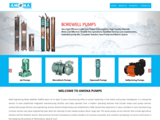 Submersible Pump Manufacturers in Coimbatore
