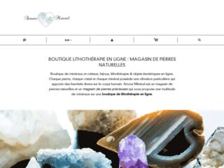 Détails : La boutique des pierres naturelles