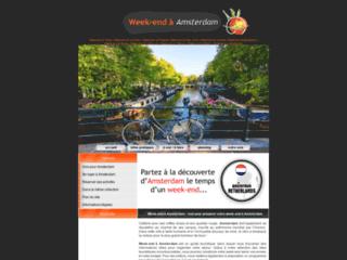 Amsterdam en 2 jours