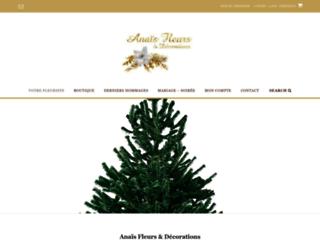 Anaïs Fleurs et décoration