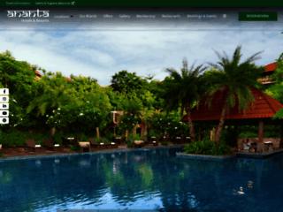 Hotels & Resorts in Pushkar & Udaipur - Ananta Hotels & Resorts