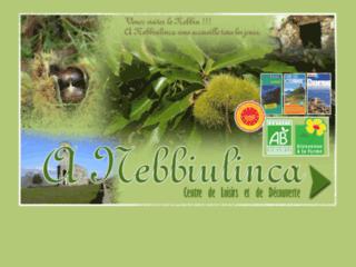 A Nebbiulinca, centre de loisirs et de d�couverte