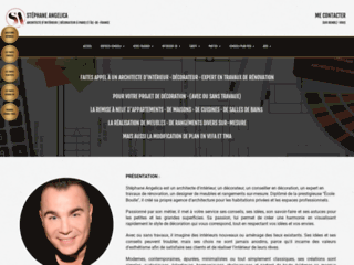 A-Stephane architecte d�corateur, coach en relooking d'interieur