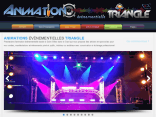 Orchestre varietes Triangle