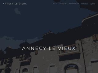 Détails : Découvrez Annecy-le-vieux