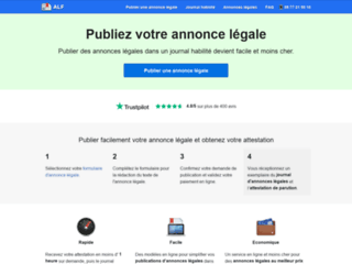 image du site https://annonces-legales-faciles.com/