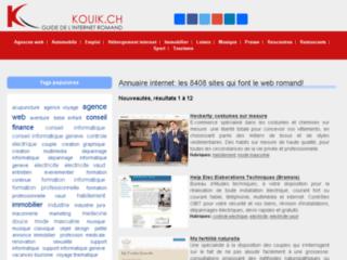 Kouik.ch: vos petites annonces - Suisse