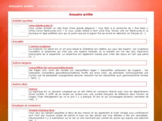 Détails : annuaire-achille.com