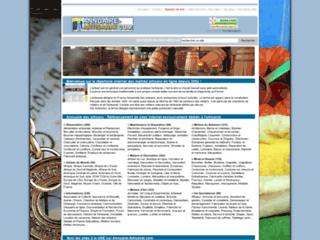 Artisans sur Internet - Annuaire de l'Artisanat