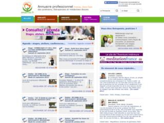 Annuaire du bien être sur http://www.annuaire-bien-etre.info