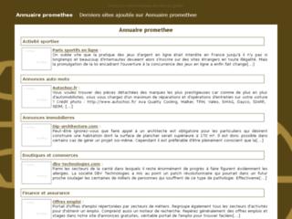 Détails : annuaire-promethee.com
