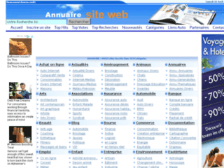 annuaire site web