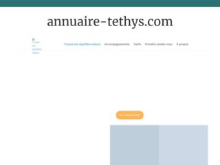 Détails : annuaire-tethys.com - Une passion commune