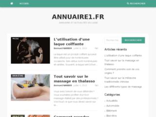 Annuaire1.fr
