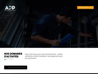 APP Plomberie, votre plombier à Paris