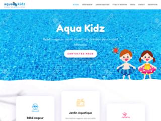 Bébé nageur Marseille - Ecole natation | Aquakidz