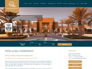 Détails : Les vacances parfaites pour toute la famille à Marrakech