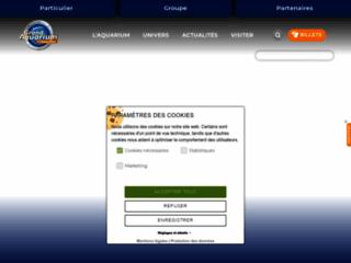 Mystères de la mer - grand aquarium de Saint-Malo